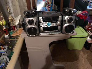 Cd and tape player. for Sale in Littleton, CO