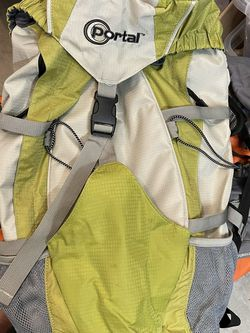 Portal Hiking Rucksack And Outdoor Products Rucksack for Sale in San Diego,  CA