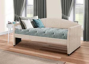 Hillsdale Furniture upholstered Twin Daybed only for Sale in Redlands, CA