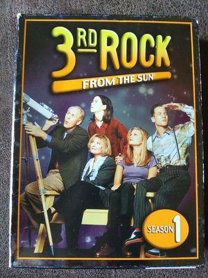3rd Rock From the Sun Season 1 DVD set ($2) for Sale in BRECKNRDG HLS, MO