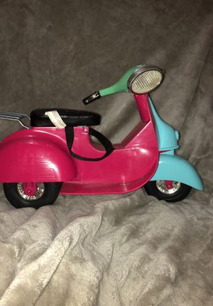 "18"" doll motorized scooter for Sale in Mount Vernon, OH"