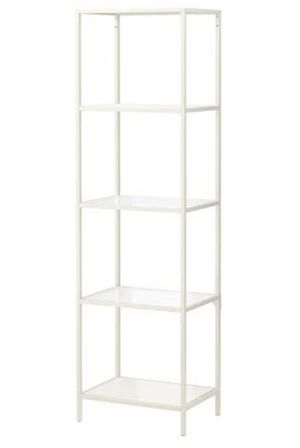 White Glass Shelving, Design similar to Mitchell + Bob Gold Style for Sale in Washington, DC