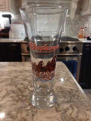 Collectable Budweiser glasses for Sale in West Linn, OR