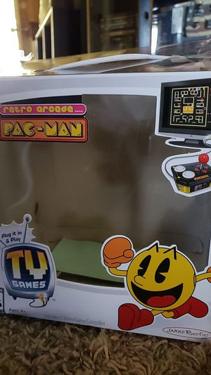 Retro Arcade Pacman Game for Sale in Madera, CA