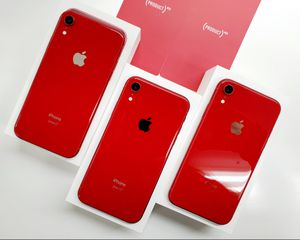 iPhone Xr Unlocked To Any Carrier RED for Sale in Florissant, MO