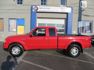 2010 Ford Ranger for Sale in Tacoma, WA