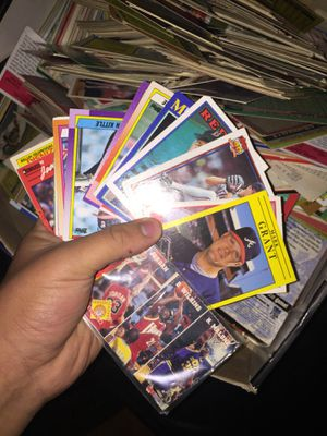 Baseball cards basketball cards for Sale in Cicero, IL