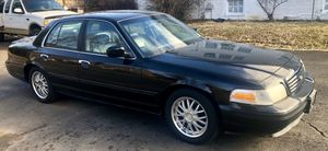 2002 Crown Vic V8 automatic 80,000 original miles one owner looks and runs like new for Sale in Warrenton, VA