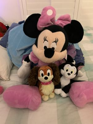 Minnie stuffed animal for Sale in Highland, CA