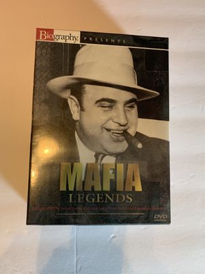 Mafia dvd documentries for Sale in Milford, CT