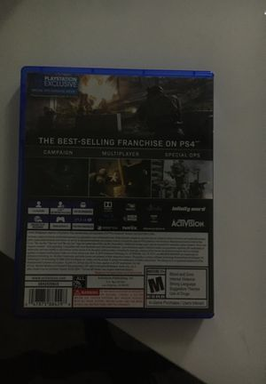 Call of duty for Sale in Paterson, NJ