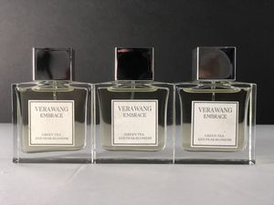 3 bottles of 1 oz = 3oz Total Vera Wang Green Tea & Pear Blossom perfume for Sale in Anaheim, CA