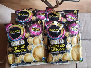 Glow in the dark balloons for Sale in Hialeah, FL