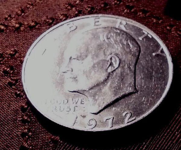 Eisenhower Dollar Coins dates 1971 to 1978