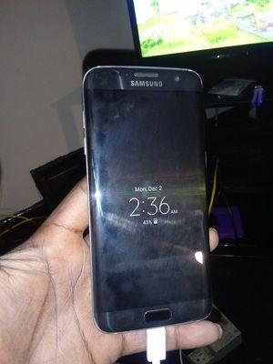 Samsung galaxy s7edge for Sale in Detroit, MI