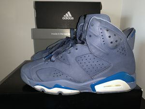 Air Jordan diffused blue Retro 6 for Sale in Rockville, MD