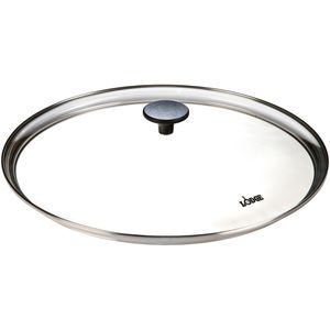 Lodge 15 Inch Tempered Glass Lid, GL15, with Silicone Knob for Sale in Whittier, CA