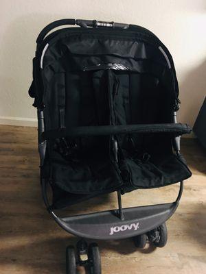 Joovy double stroller for Sale in Fresno, CA