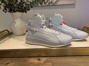 Nike Air Max 720 SATURN White Pure Platinum AO2110-003 Men's Size 7.5 for Sale in Redondo Beach, CA