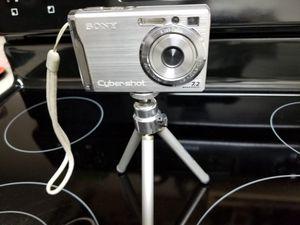 Sony Cyber Shot Camera w/Mini Tripod for Sale in San Diego, CA