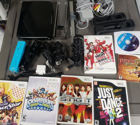 Nintendo Wii With Games for Sale in Grafton,  WI