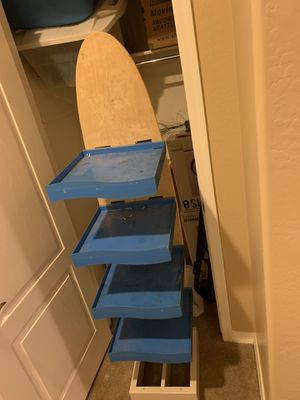 Surfboard shelf case for Sale in Surprise, AZ