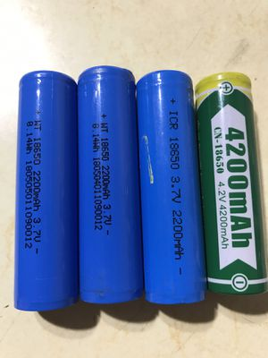 18650 battery for Sale in Chicago, IL