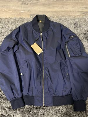 Burberry Reversible Bomber Size 52 US L for Sale in Seattle, WA