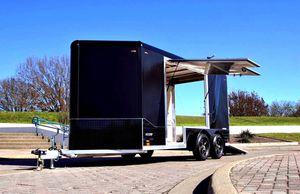 Price$1000 CARGO Trailer Carrying Capacity 7000 for Sale in South Hackensack, NJ