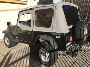 89 Jeep Wrangler YJ for Sale in San Leandro, CA