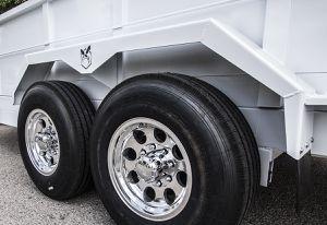 Dump trailer fenders / trailer fenders for Sale in Anaheim, CA