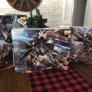 Master Grade Gundam Seed Set for Sale in Hollywood, FL