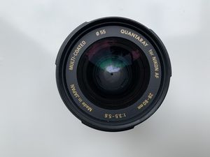 Quantaray AF 28-80mm f/3.5-5.6 Zoom Lens For Nikon AF Mount for Sale in Redmond, WA