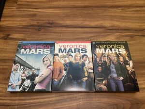 Veronica Mars Seasons 1-3 for Sale in Irwin, PA