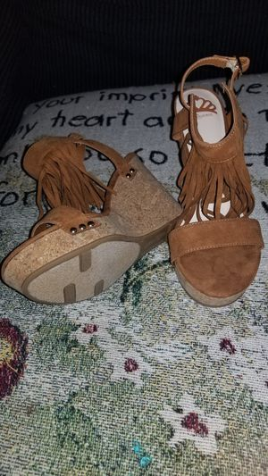 Fergalicious Fringed Heels for Sale in Commerce City, CO