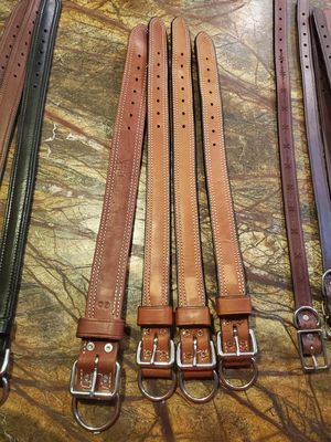 Leather Dog Collars for Sale in Columbia, MD