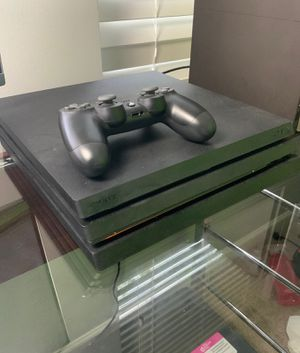SONY PS4 Pro 1TB With Controller and Cords for Sale in Phoenix, AZ