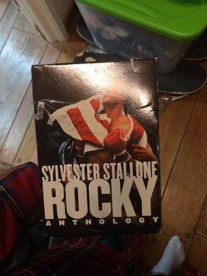 Rocky box set for Sale in Fort Smith, AR