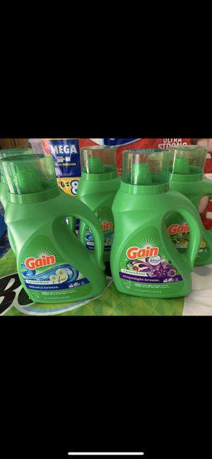 Gain laundry detergent for Sale in Avondale, AZ