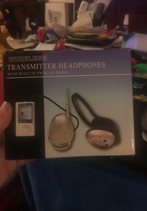 Wireless Transmitter Headphones for Sale in Norcross, GA