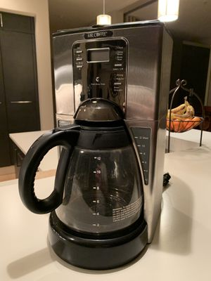 Mr. Coffee 12 cup coffee maker - great condition! for Sale in Denver, CO