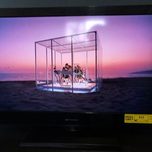"Black Emerson 32"" Inch HDTV Flatscreen for Sale in Kent, WA"