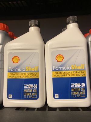 Formula shell (20-50) for Sale in Los Angeles, CA