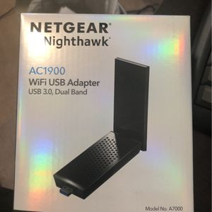 Netgear Nighthawk AC 1900 for Sale in Placentia, CA