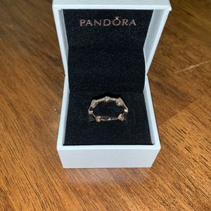 PANDORA Rose Ring Alluring Hearts for Sale in Cicero, IL
