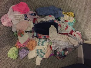 Baby clothes / girls / 3-6 months for Sale in Gaithersburg, MD