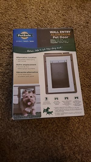 Petsafe small dog door for Sale in Golden Valley, AZ