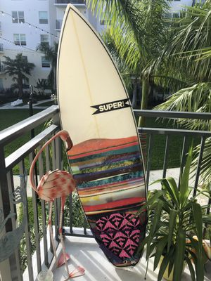 """SUPER"" SURFBOARD!! for Sale in Lake Worth, FL"