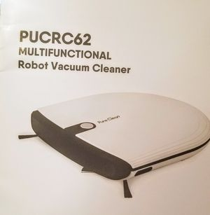 Pyle Pure Clean Robot Vacuum Cleaner for Sale in Wheaton, IL
