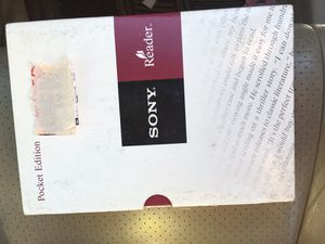 NEW Sony E-reader for Sale in Kingsport, TN